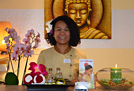 Rampai Laging bei der Siam Massage Hamburg